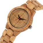 Natural Wrist Casual  Quartz Watch