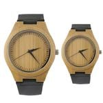 Quartz Wrist Unique Vintage Dial Wooden Watch