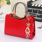Casual Tote Fashion Messenger Shoulder Leather Handbag