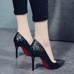 Pointed Stiletto Sexy Elegant High Heels