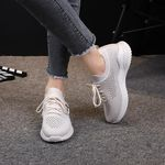 Basket Fashion Lace-Up Breathable Casual Shoes