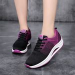 Fashion Casual Breathable Soft Vulcanized Shoes