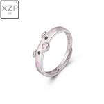 Lucky Piggy Animal Jewelry Cute Enamel Rings