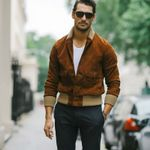 Long Sleeve Casual Single Breasted Faux Suede Jackets