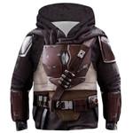 3D Print Cosplay Casual Star Wars Hoodie
