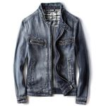 Casual Flight  Denim Jacket