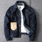 Army  Cotton Military Uniform Denim Jackets