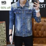 Casual Cowboy High Street Denim Jacket