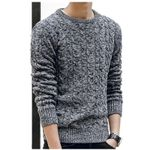 Pullover Long Sleeve Casual Fashion O Neck Sweater