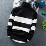 Cashmere Pullover Fashion Turtleneck Thin Sweater