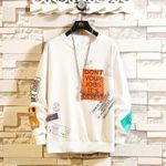 Hip Hop Cotton Warm Sweatshirts