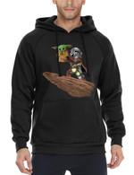 Print Tops Xmas Star Wars Sweatshirt