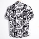 Hawaii Printing  Short Sleeve Shirt