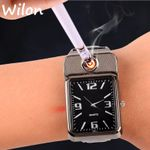 Sports Windproof Cigarette Casual Quartz Watch