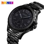 Luxury Quartz  Waterproof Stainless Steel Fashion Watches
