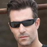 Frame Sports Designer Driving  Polarized Sunglasses