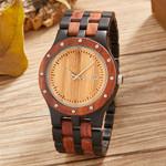 Dial Retro Original Quartz Wrist Wooden Watches