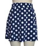 Vintage High Waist Polka Dots Tutu Boho Skirts