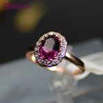 Cubic Fashion  Jewelry Engagement Boho Ring