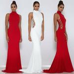 Sexy Elegant Bridesmaid Formal Bodycon Dress