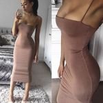 Package Hip Slim Dress Bandage High Waist Slim Sexy Dress