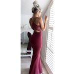 Lace Mermaid Elegant Long Party Halter Sexy Dress