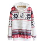 Christmas Jumper Pullover Casual Hoodies