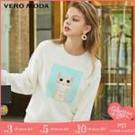 Cartoon Printed Fashion Sweatshirt