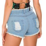 Hole High Waist Rock  Sexy High Waist Denim  Jeans