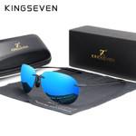 High Quality  Ultralight Rimless Sunglasses