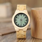 Casual Creative Quartz Wooden Watches