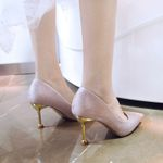 Pointed Toe Bling Stiletto Wedding Sexy Heels