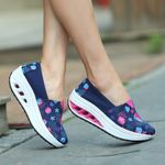 Casual Canvas Fashion Breathable Comfortable Flat Shoes