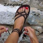 Gladiator Casual  Lace-Up Beach Comfortable Sandals