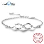 Adjustable Friendship  Wedding  Infinity Bracelets