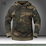 Fashion  Military Camouflage Hoodies