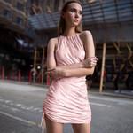 Fashion Sleeveless Sexy Dresses