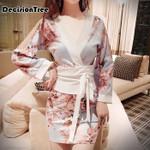 traditional cosplay costumes belt kimono
