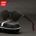 Polarized Luxury  Mirror Square  Retro Sunglasses