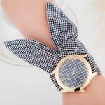 fashion  fabric sweet  wrist watch