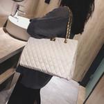 Chain Shoulder  Travel  Patent Leather Luxury Handbags