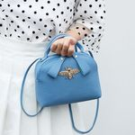 PU Leather Casual Single-shoulder Fashion Bee handbags