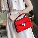 Single Shoulder Messenger  Fashion Polish  handbag