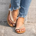 Gladiator Flat  Casual Slip On Beach Sandals