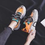 new platform  chunky basket sneakers