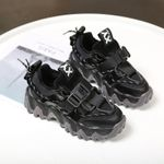 Luxury  Basket  Vulcanized Casual  Chunky Sneakers
