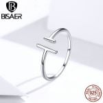 Adjustable Open Size  Geometric Finger Rings