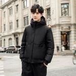 Hooded  Thick Warm Short Duck Down Jacket