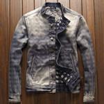 European Automotive  Vintage  Suit Denim Jackets