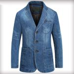 Brand Design American Style  Denim Jackets